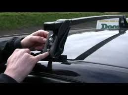 Fix Point Roof Rack fitting Demonstration - YouTube