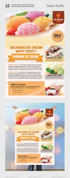 best images about print templates fonts flyer ice cream flyer templates