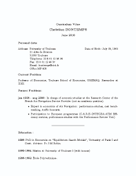 position for professor of economics resume sample position for professor of economics