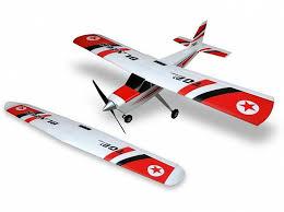 Р/У <b>самолет Top RC Blazer</b> 1280мм/1200мм (2 крыла) 2.4G 4-ch ...