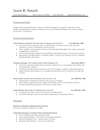 write effective s resume