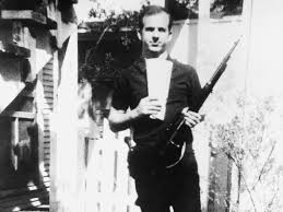 John F Kennedy assassination: Photo showing Lee Harvey Oswald ...