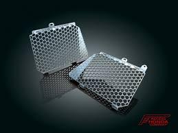 Хромированные <b>решетки радиаторов</b> (пара) для Honda GL1800 ...
