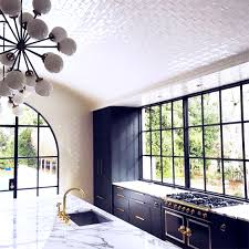 Ceiling Tiles For Kitchen Arched Ceiling Tile Kitchen Remodel Cococozy