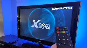 <b>X96Q Android</b> 10.0 <b>tv box</b> - YouTube