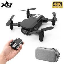 XKJ <b>2020 New Mini Drone</b> 4K 1080P HD Camera WiFi Fpv Air ...