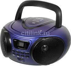 Купить Аудиомагнитола <b>BBK BX170BT</b>, синий в интернет ...