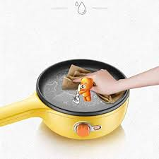 Eectric <b>Skillet</b> with Glass Cover/<b>Multi-Function</b> Non-Stick <b>Electric</b> ...
