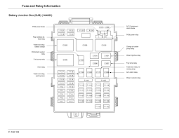 2005 f550 fuse box diagram 2005 wiring diagrams