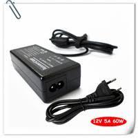 PC <b>AC Adapter</b>-<b>12V 5A</b>-5.5mmx2.5mm