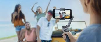 Стабилизатор <b>DJI Osmo Mobile</b> 3 для смартфонов стал ...