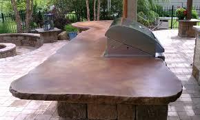 Countertop For Outdoor Kitchen