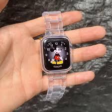 <b>Ремешок Krutoff One piece</b> для Apple Watch 38/40mm (black/red ...