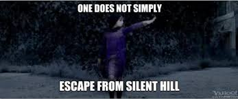 DeviantArt: More Like Another Silent hill revelation meme by ... via Relatably.com