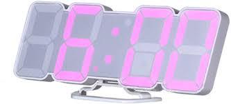 EAAGD <b>3D</b> Wireless Remote <b>Digital</b> Wall Alarm Clock, with 115 ...