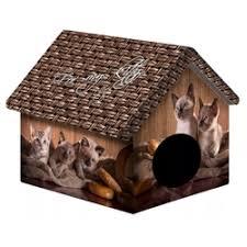 «<b>Домик PerseiLine</b> Дизайн Котята и мешковина для кошек *33*40 ...