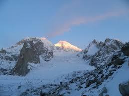 Glacier de Siachen