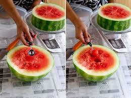 como bolear melancias