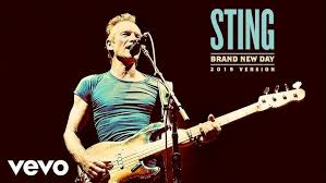 <b>Sting</b> - <b>Brand New</b> Day (2019 Version/Audio) - YouTube