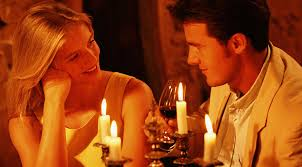Image result for couple at dinner