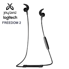 Logitech Jaybird Freedom Wireless Bluetooth Sports Earphone ...