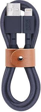 Купить <b>native Union</b> Belt <b>Cable</b> (<b>BELT</b>-<b>L</b>-<b>MAR</b>-<b>2</b>) - <b>кабель</b> USB ...