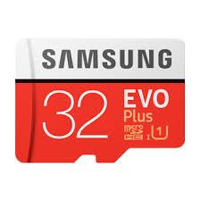 <b>Карта памяти</b> Samsung EVO plus MicroSDXC <b>32 gb</b> - купить ...