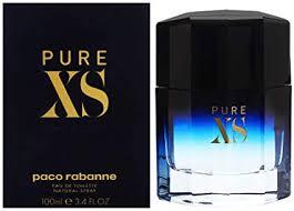 <b>Pure XS</b> by <b>Paco Rabanne</b> Eau De Toilette for Men 100 ml: Amazon ...