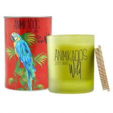 Купить <b>Свеча ароматическая Parrot</b> - цитрусовый Wild 40 ч от ...