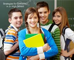 strategies for thriving in junior high the idea room parenting sharing some strategies for helping your pre teens and teenagers thrive in junior