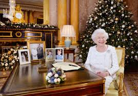 Queen Elizabeth uses <b>Christmas</b> address to welcome Meghan Markle