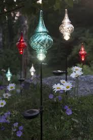 garden decor solar lighted bird solar garden stakes finial outdoor christmas ornaments