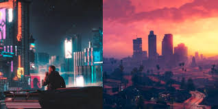 Comparing Cyberpunk 2077's <b>Night City</b> to the Biggest Maps in ...