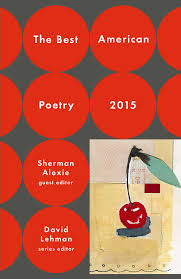 best american poetry book by david lehman edward hirsch the best american poetry 2015