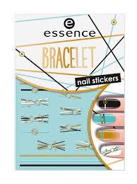 <b>Essence</b>. Наклейки для ногтей - bracelet nail stickers, т.10 купить в ...