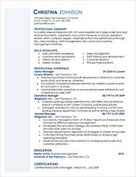 resume template styles   resume templates   myperfectresume comalternative resume templates