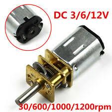 <b>N20 Motor</b> In Industrial <b>Electric</b> Gearmotors for sale | eBay