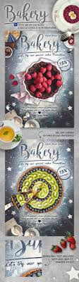 best ideas about promotional flyers food menu bakery promotion flyer template