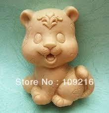 1pcs Chinese <b>Zodiac</b> Tiger(zx226) <b>Silicone</b> Handmade Soap Mold