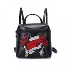 Женский рюкзак ORSORO DW-849 арт.4690629093819 - lubimie ...