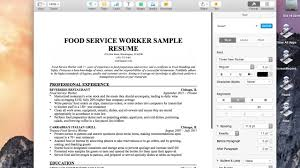 mac osx tutorial export resume as pdf pages mac osx tutorial export resume as pdf pages
