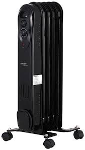 <b>Масляный радиатор Scarlett SC</b> 21.1005 S3B, Black — купить в ...