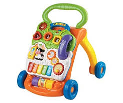 VTech Sit-to-Stand Learning Walker (Frustration Free ... - Amazon.com