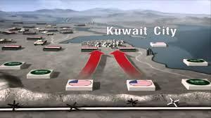 Resultado de imagen para la guerra del golfo persico