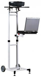 <b>Проекционный столик Lumien Galant</b> LTG-102 White купить в ...