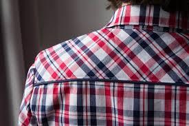 Patron chemise homme empièement