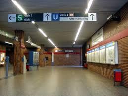 Gare de Munich-Neuperlach Süd