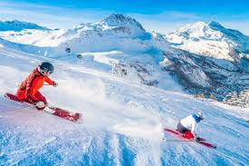<b>Keep calm and ski</b> on - Just About Travel