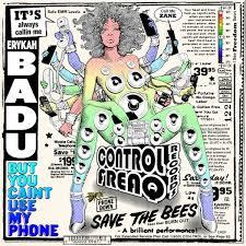 <b>Erykah Badu</b> - <b>But</b> You Cain't Use My Phone | Reviews | Clash ...