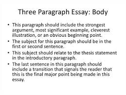 easy  paragraph essay outline   homework for you after your thesis is defined move to the body of your writing express your mind and personal view according to the topic of an essay